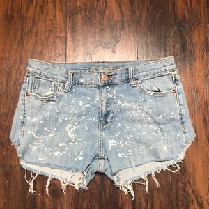 Old navy the sweetheart Jeans cut shorts